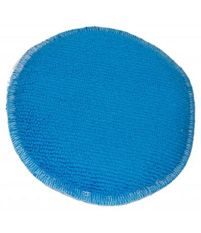 Aplikator mikrofibra niebieski