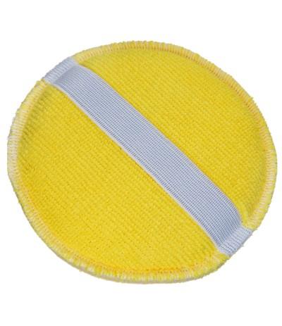Aplikator mikrofibra żółty