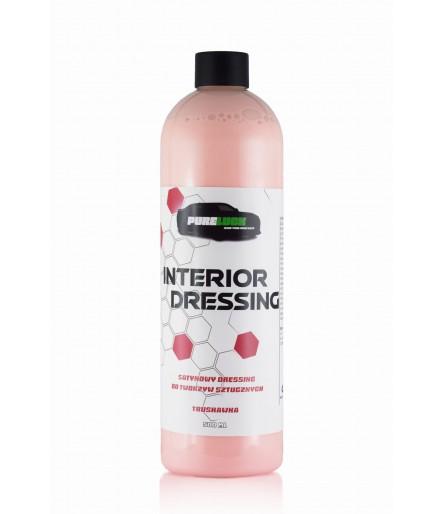 Interior dressing - pielęgnacja plastików 500 ml