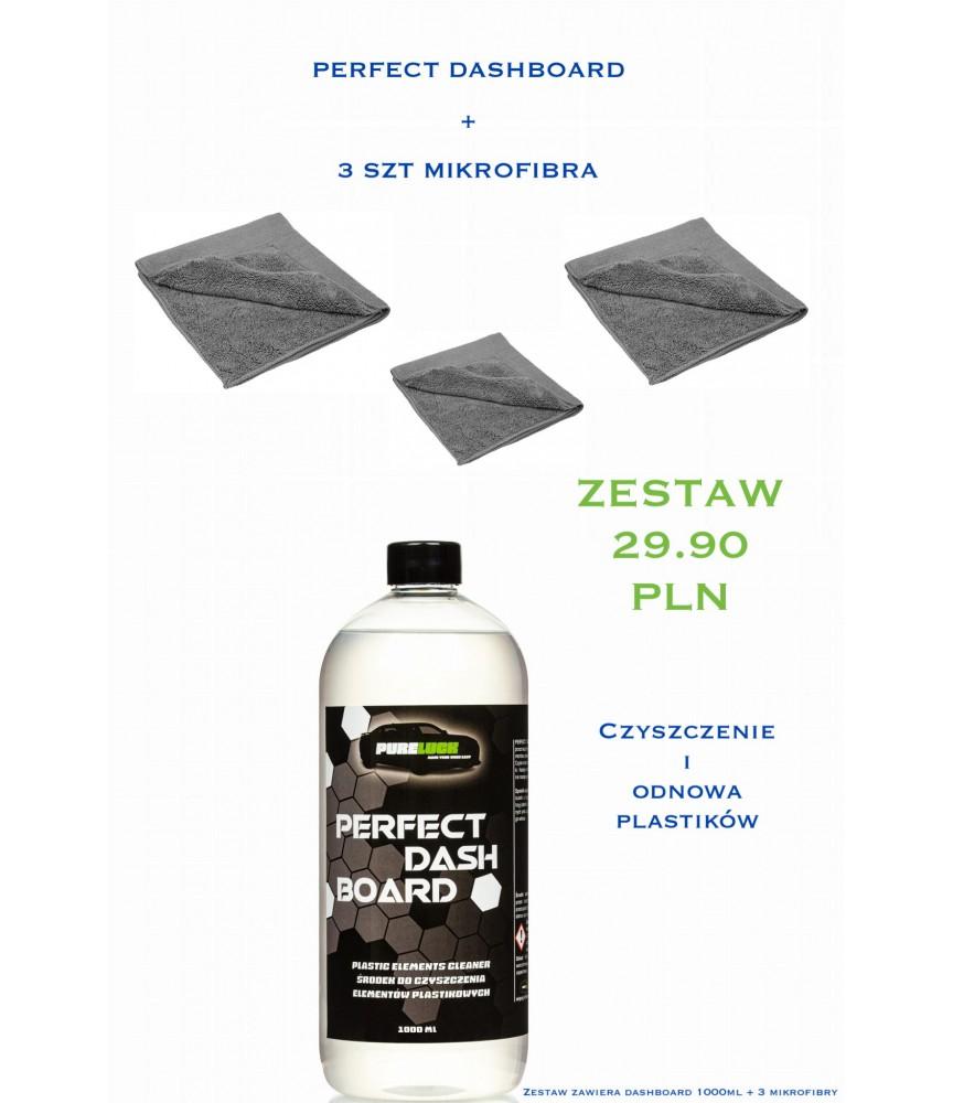 Pielęgnacja plastików PERFECT DASHBOARD 1000 ml